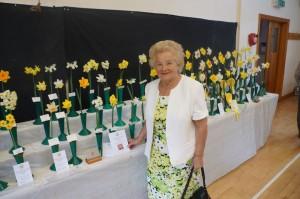 Frank Calcraft Memorial Winner Evelyn Jane