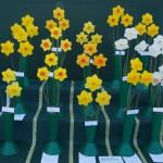 3 vases of 3 Winner second from right John Goddard