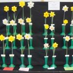 Six bloom class Winner on left Alan Robinson
